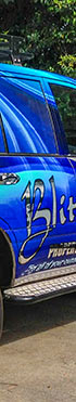 blitz open tailgate
